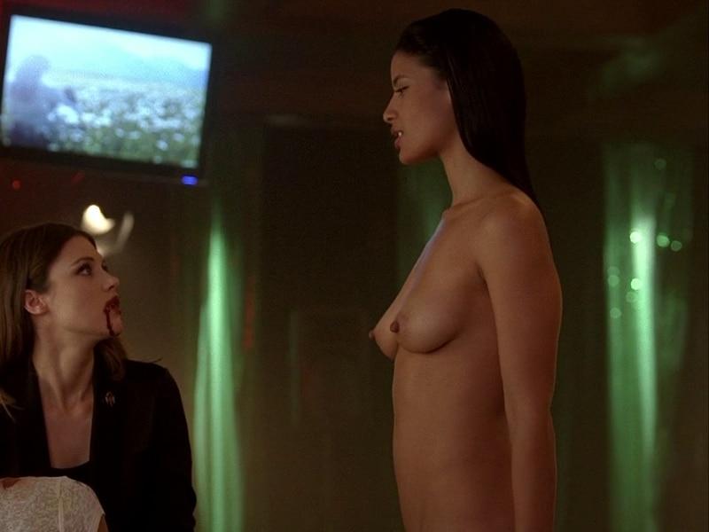 image Rosario dawson nude sex in he got game scandalplanetcom