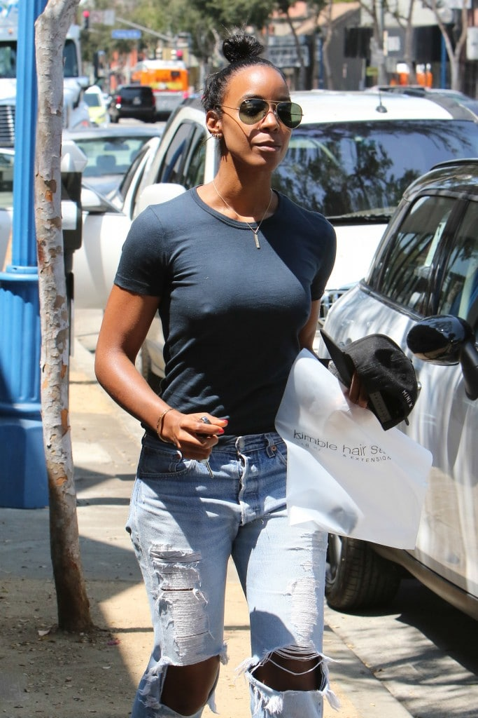 kelly rowland hot see nude through
