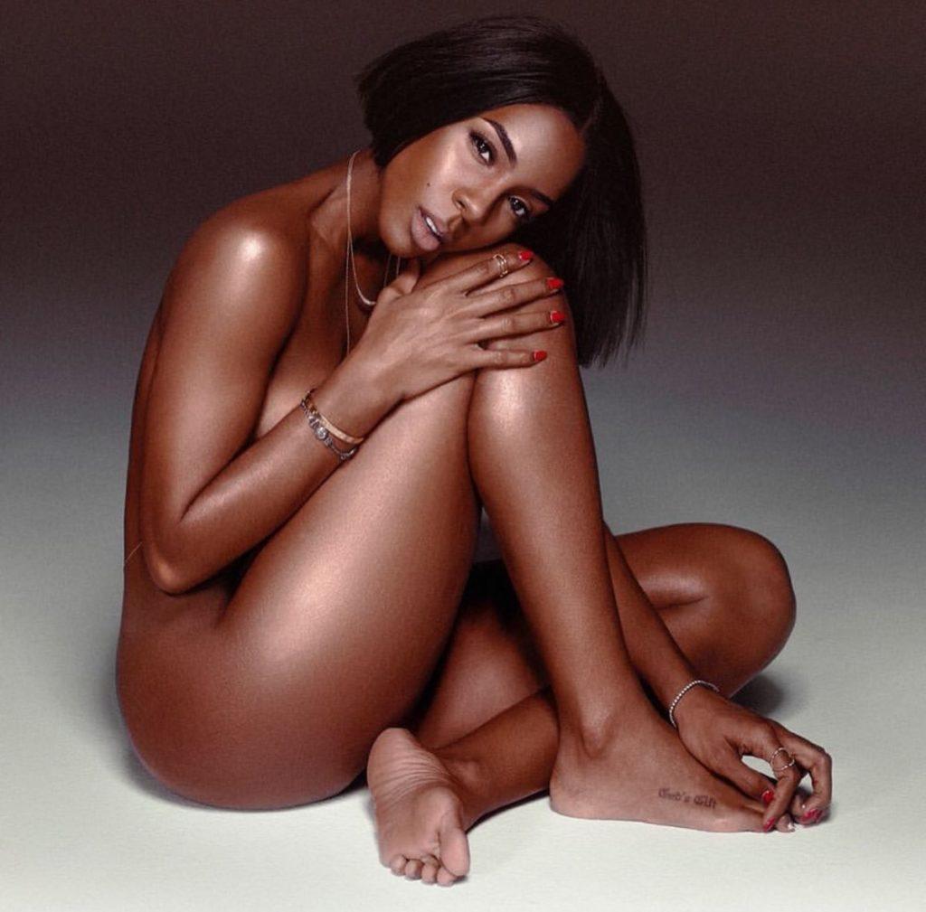 Kelly Rowland posing nude (4)