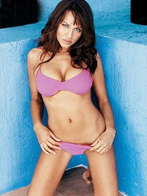 Bikini Leila Arcieri nudes (74 photo) Cleavage, Snapchat, braless