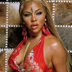 Lil Kim goddess