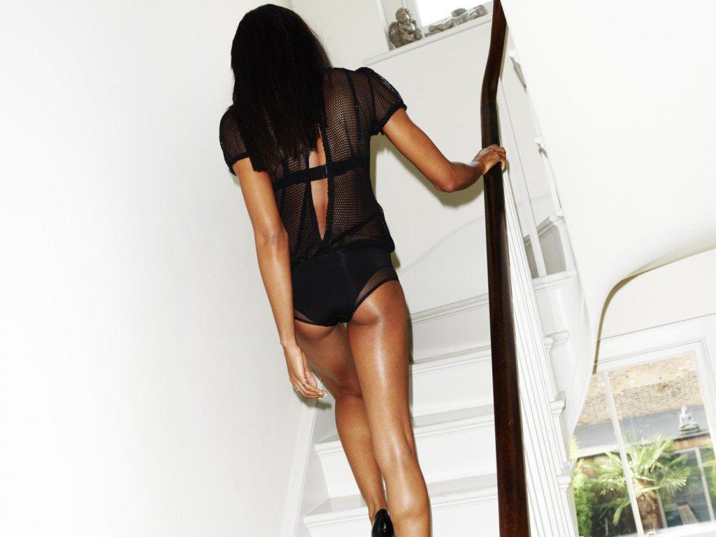 Harris nackt Naomie  TheFappening: Naomi