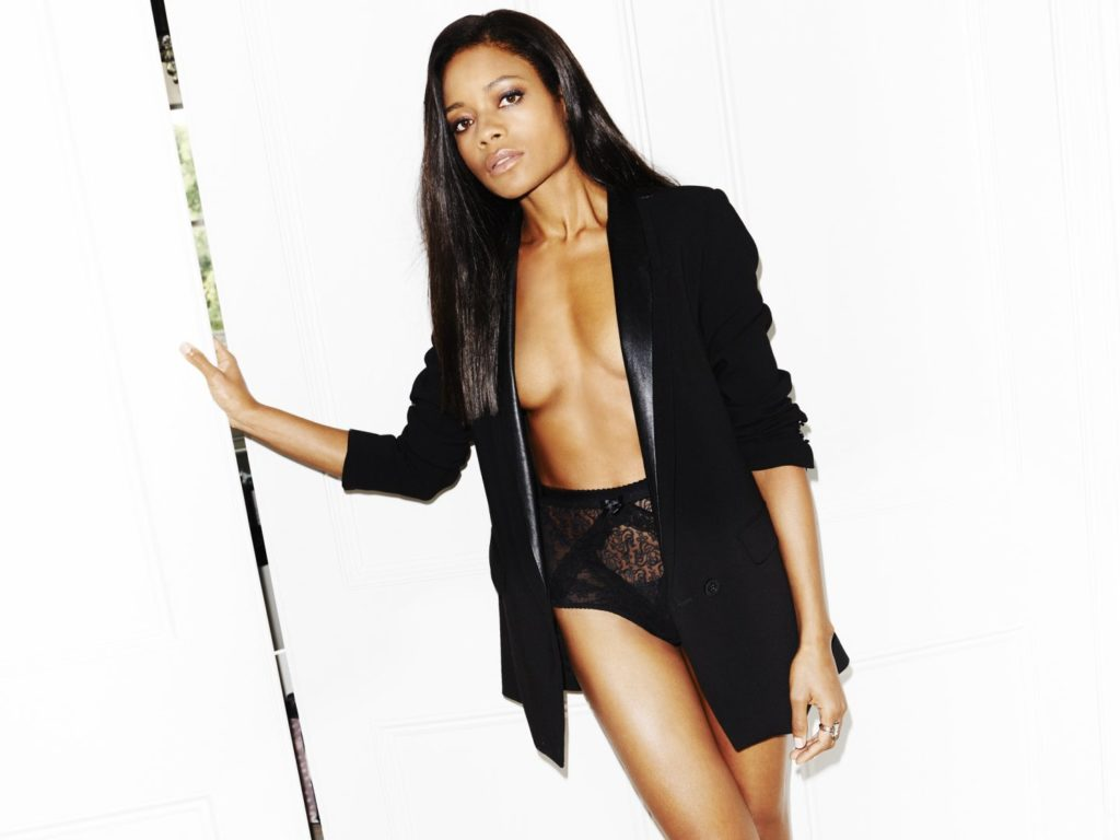 Naomie Harris looking good