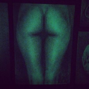 Megalyn Echikunwoke ass pic from IG
