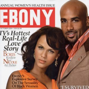 Nicole Ari Parker and her husband (3)