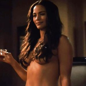 Paula Patton topless