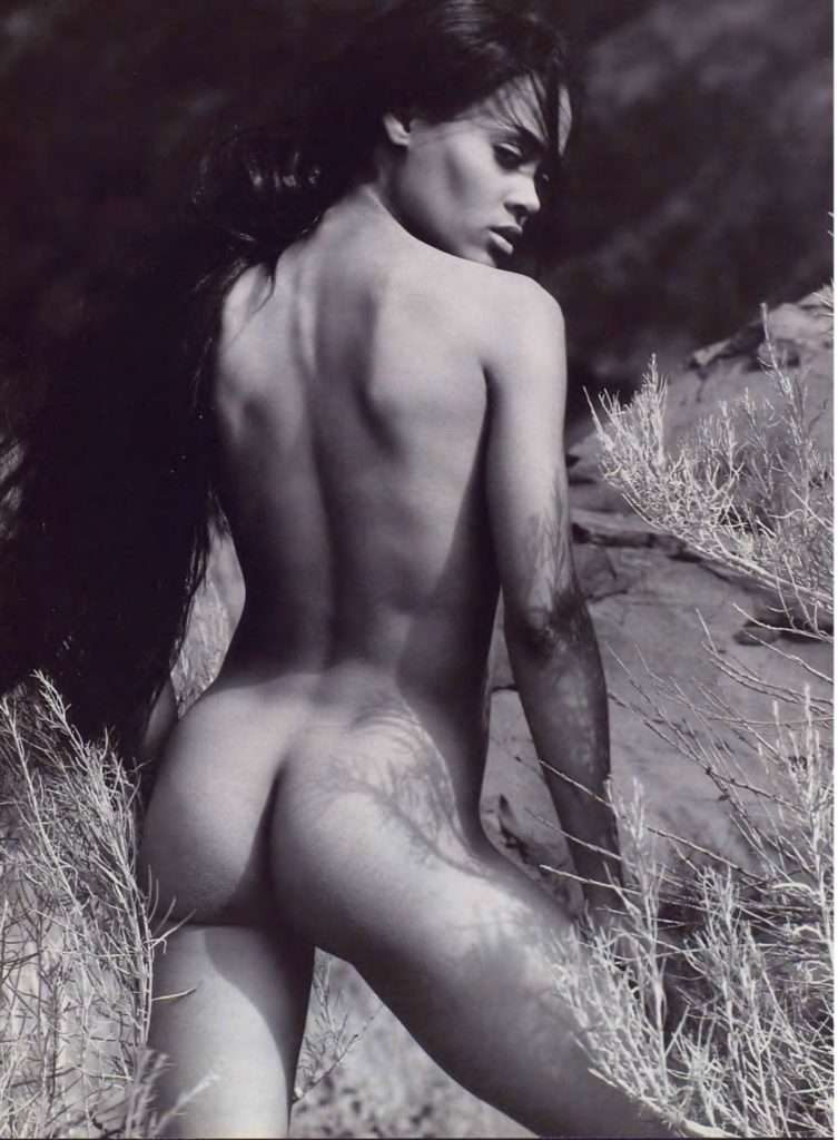 Robin Givens bare ass