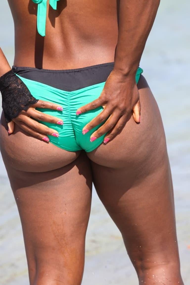Serena williams pussy