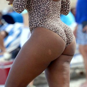 Serena Williams Booty Photos Collection