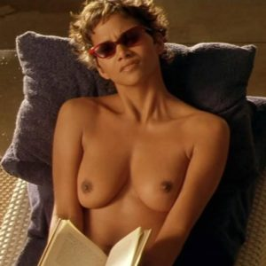 Can Halle Berry nude photos think