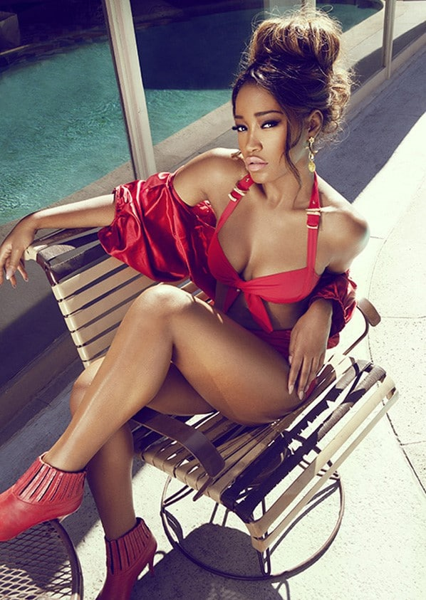 Keke Palmer for Rolling Out magazine
