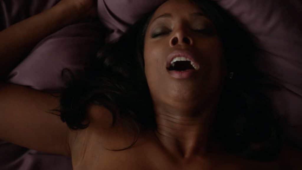 LaLa Anthony orgasm