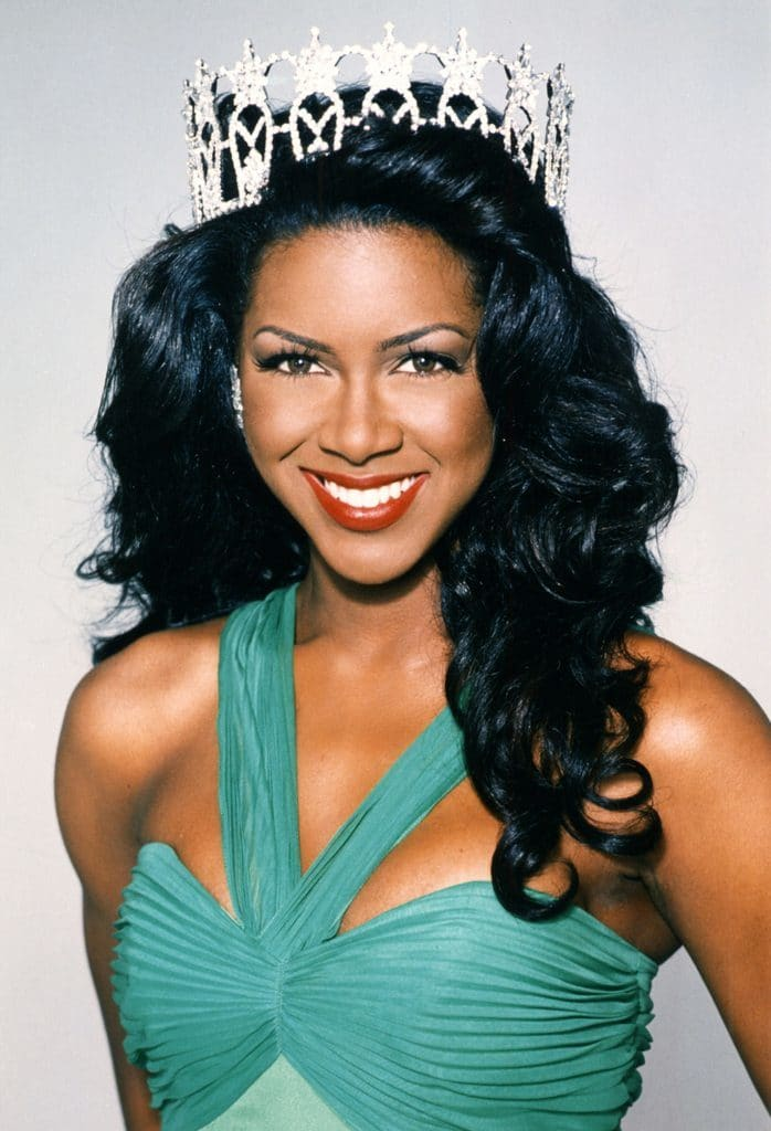 Miss USA 1993 Kenya Moore