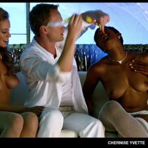 Chernise Yvette Naked In The Movie A Very Harold