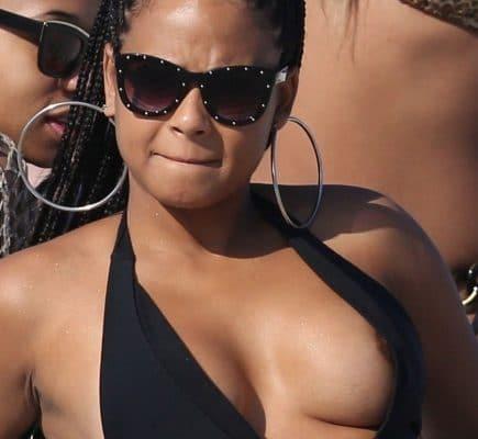 Christina Milian Nude Black Celebs Leaked