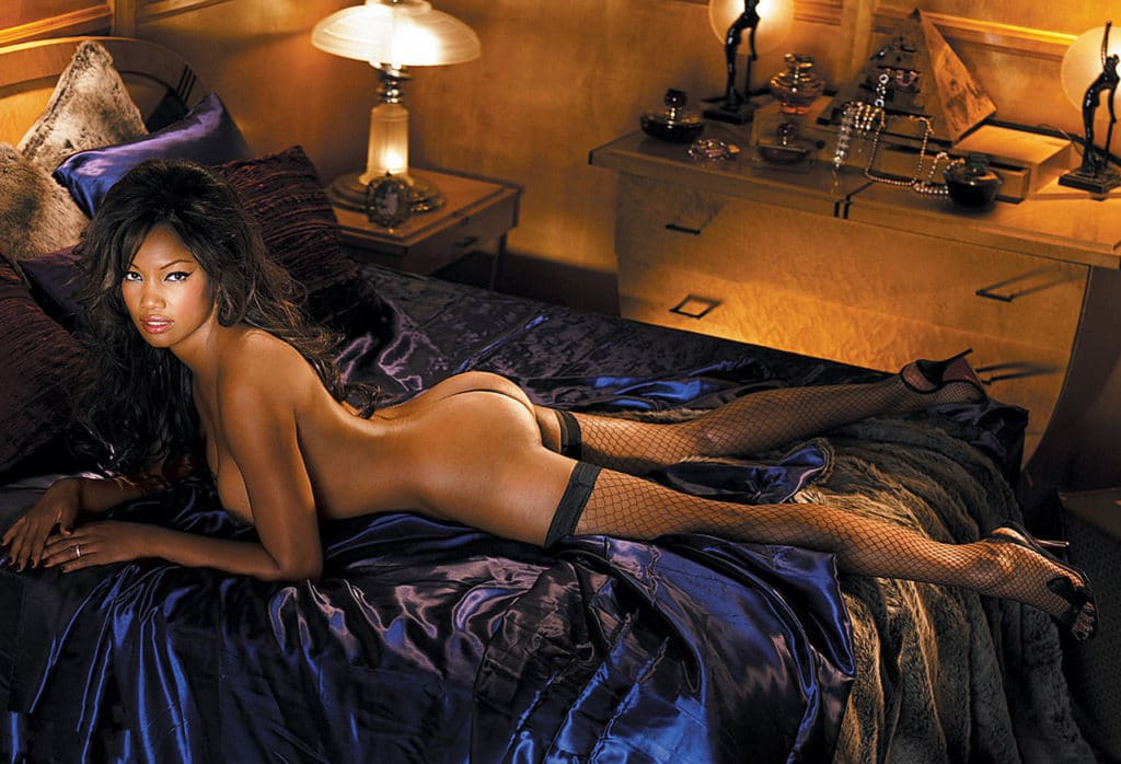 garcelle beauvais nude in playboy black celebs leaked
