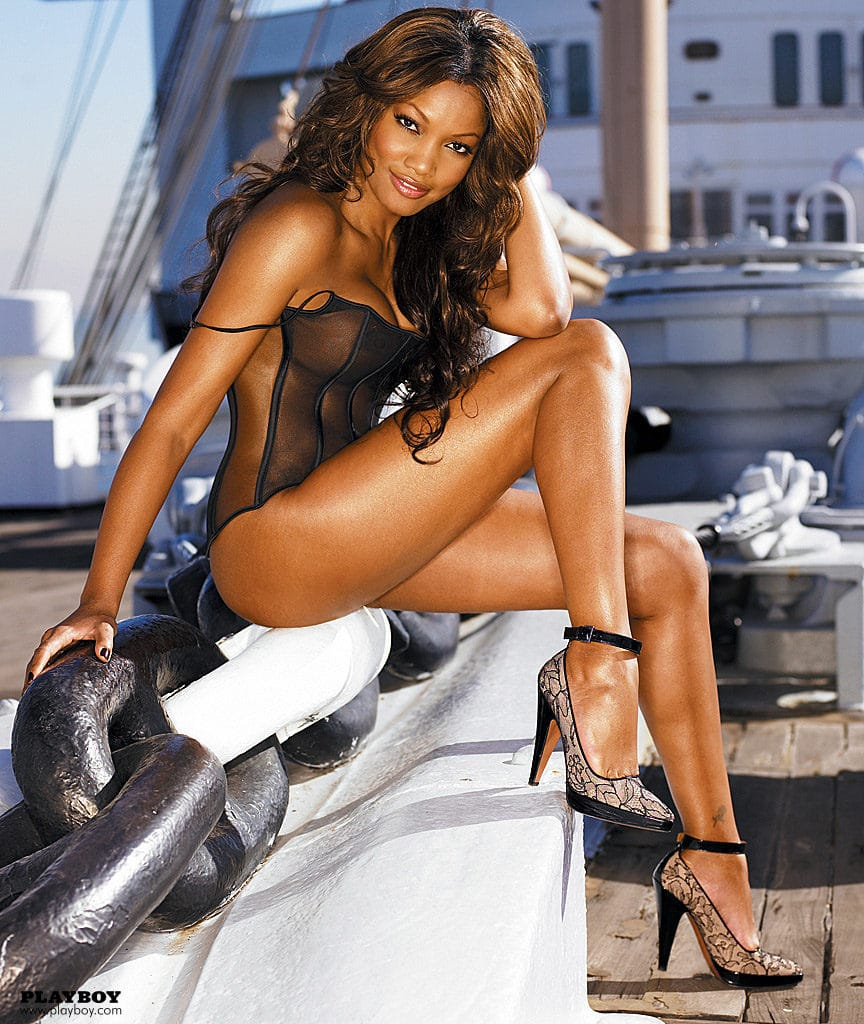 Garcelle hot nude beauvais