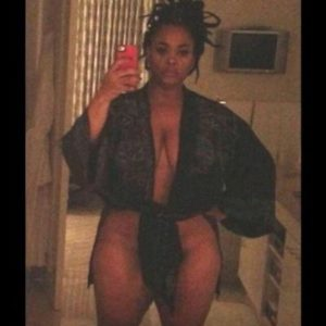 Singer Jill Scott Nude Leaked Photos