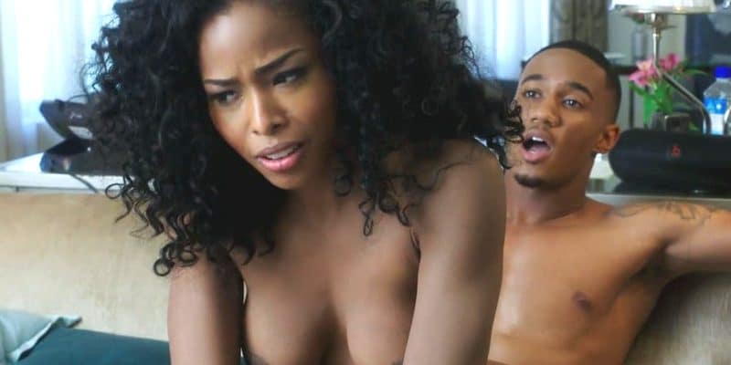 black celebrity sex tape porn