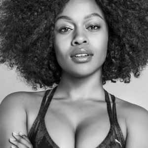 Actress Nomzamo Mbatha Shows Off Big Delicious Tits & Talks About Her Nude Scene