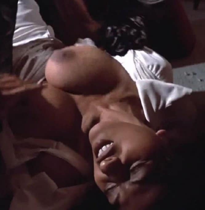 nude sex scene foxy brown