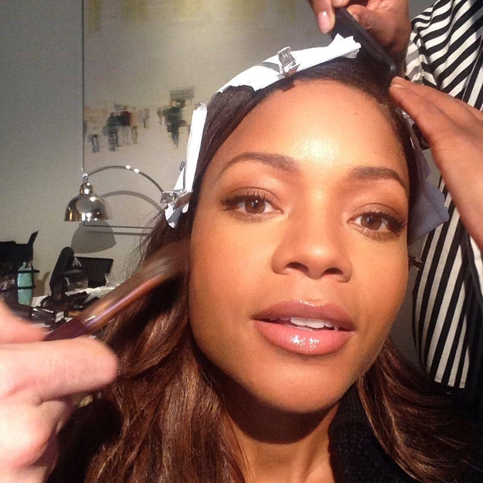 Naomie Harris Nude - Two Videos And Photo Gallery - Black -5255