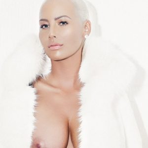 Amber Rose Nude – The FULL Leaked Collection!
