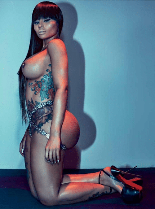 black chyna pussy pic