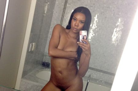 has gabrielle union ever been nude