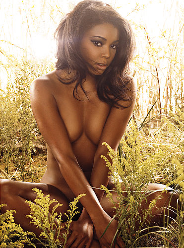 Gabrielle Union Topless
