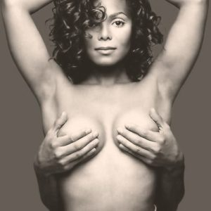 Janet Jackson famous Rolling Stone cover