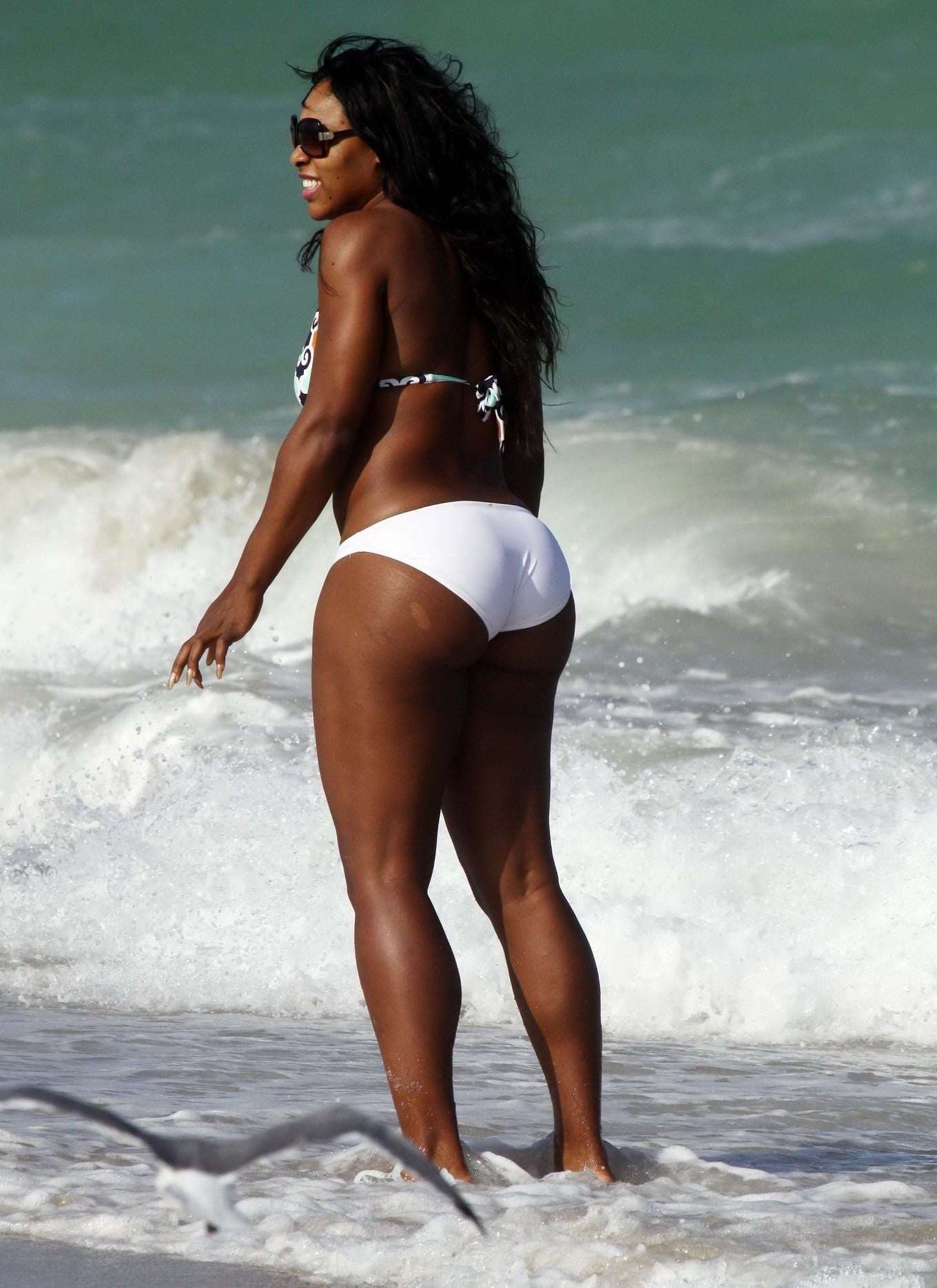 Serena Williams Nude - Is That Serena In A Sex Tape -4750