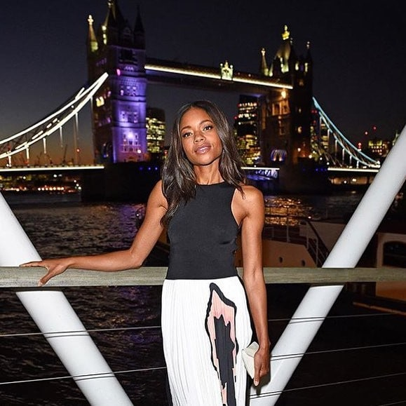 Naomie Harris Nude - Two Videos And Photo Gallery - Black -3264