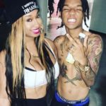 pic of swae lee with a groupie transgender woman