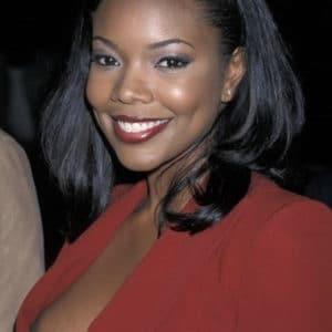 Gabrielle Union nip slip pics