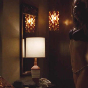 Paula Patton undressing