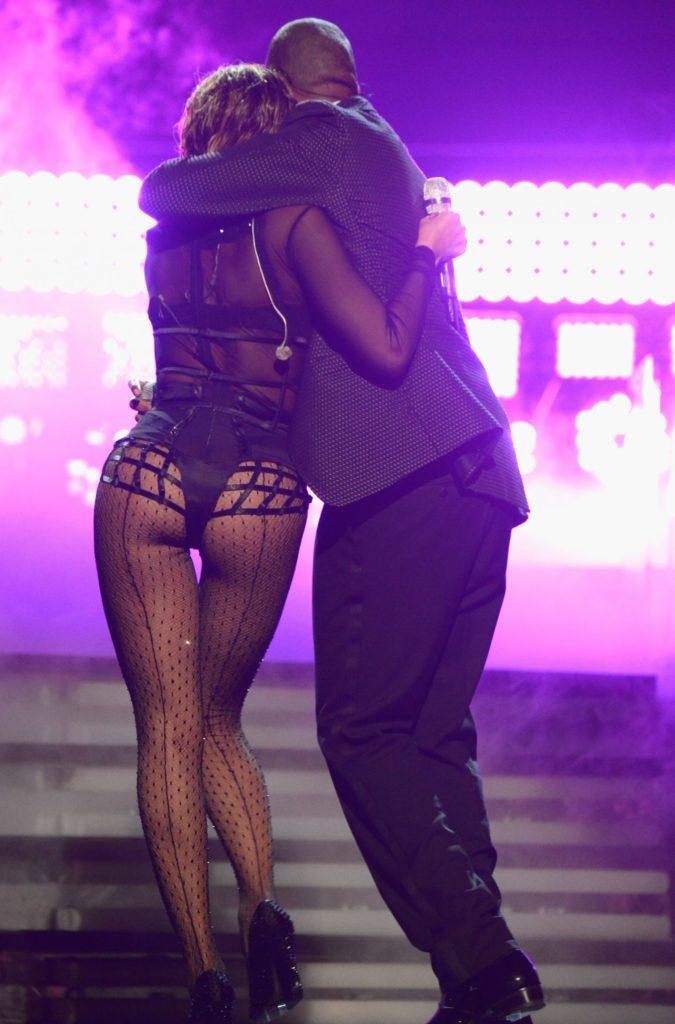 Beyonce ass The Grammys
