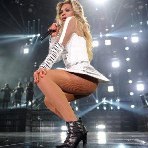 Beyonce spread