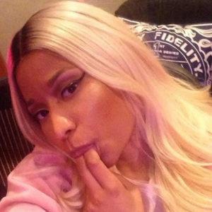 Nicki Minaj leaked naked